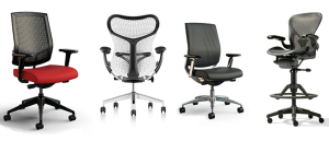 SitOnIt and Herman Miller Task Chairs